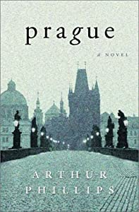 "Cover of ""Prague: A Novel"""