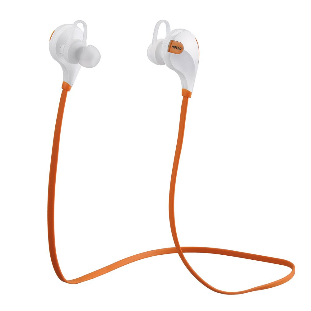 Mpow Bluetooth in ear headphones for running--Great sounding Bluetooth earbuds for the money