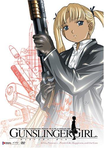 Gunslinger Girl, Vol. 2: Vita, Passione E... Pistole: Life, Happiness, and the Gun