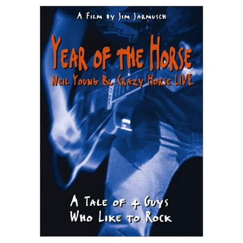 Год Лошади / Year of the Horse (1997) DVDRip