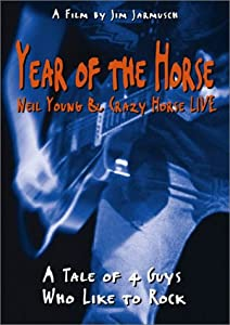 Year of the Horse-Neil Young & Crazy Horse Live [Import USA Zone 1]