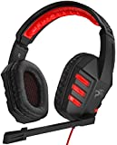 Sentey Symph GS-4531 7.1 Channel Surround Sound USB Gaming Headset with Inline Volume Control and Mic - Standard Packaging Version
