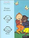 echange, troc François David - Comme des frères
