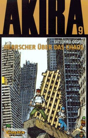 Akira 09. Herrscher ueber das Chaos