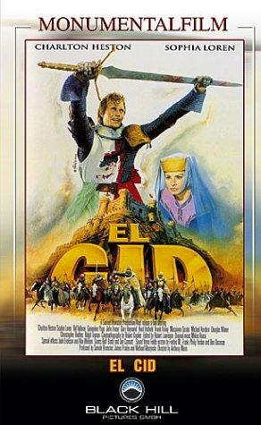 El Cid (restaurierte Fassung) [VHS]