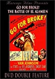 Go for Broke & Battle of El Alamein [DVD] [Region 1] [US Import] [NTSC]