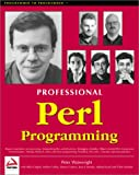 img - for Professional Perl Programming book / textbook / text book