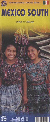 Mexico sur : Echelle 1/1 000 000 (International Travel Maps)