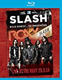 Slash Featuring Miles Kennedy & The Conspirators : Live at the Roxy 25.9.14 [Blu-ray]