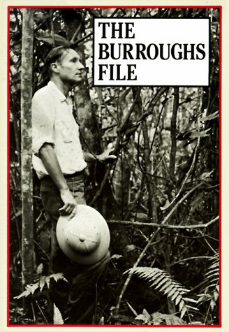 The Burroughs File087286295X