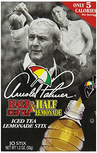 AriZona Arnold Palmer Half and Half (Iced Tea/Lemonade Stix), 10 Count, (Pack of 6) (Arizona Ice Tea Stix compare prices)