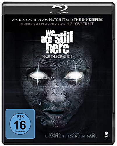 We Are Still Here (Uncut) [Blu-ray]