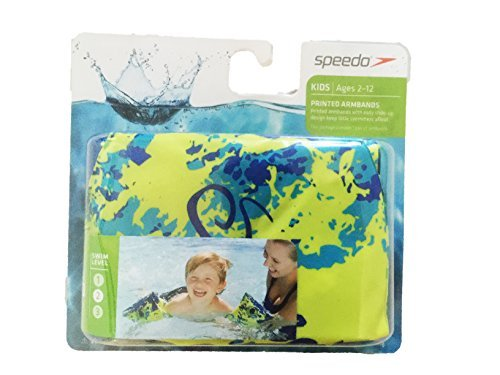 Speedo Kids Printed Armbands Ages 2-12 Years - 1