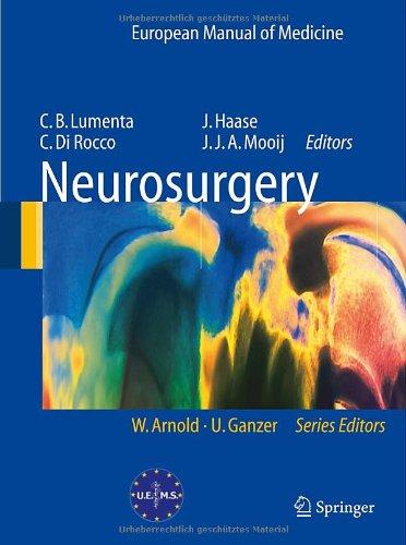 Neurosurgery (European Manual of Medicine)