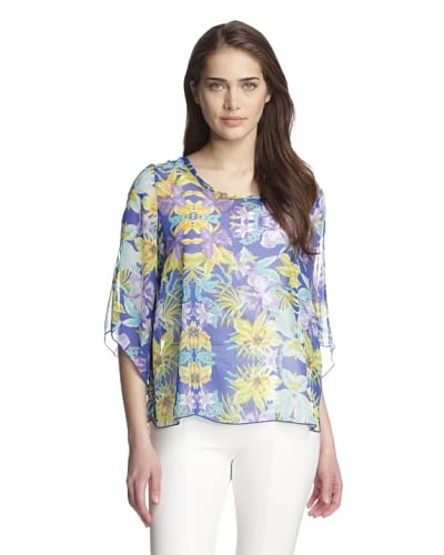 Romeo Juliet Couture Women's Printed Top