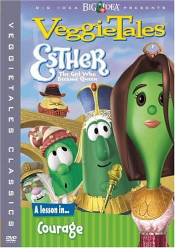 Veggie Tales: Esther, The Girl Who Would Be Queen [DVD] [Region 1] [US Import] [NTSC]