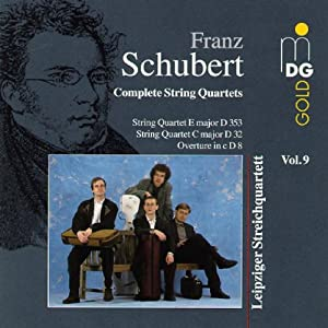 Schubert:  String Quartet in E