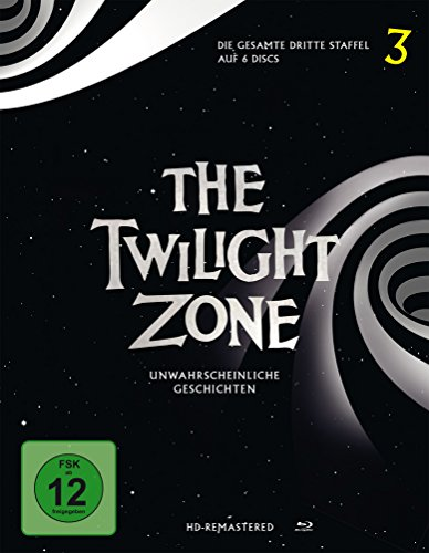 The Twilight Zone - Staffel 3 [Blu-ray]