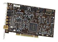 Creative Labs Sound Blaster Audigy2 ZS Platinum Internal Sound Card (70SB035000003)
