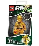 LEGO® Starwars C3PO Keyring Led Key Light Torch