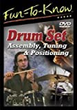 echange, troc Drum Set Assembly, Tuning and Positioning [Import anglais]