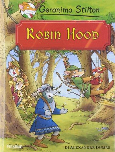 Robin Hood di Alexandre Dumas PDF