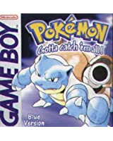 Pokémon: Blue - Gotta Catch `em all (Game Boy)