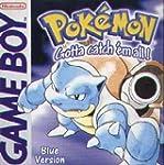 Pokemon - Blue - Game Boy Color