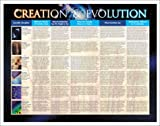 img - for Creation & Evolution Chart (Clear Reasons to Doubt Darwinian Evolution) book / textbook / text book
