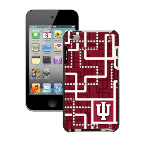 Indiana Hoosiers Ipod Touch 4G Case Pipes Ncaa