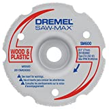 Dremel SM600 3-Inch Wood & Plastic Flush Cut Carbide Wheel