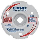 DSM600 Wood and Plastic Flush Cut Carbide Wheel (3 Inch)