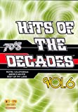 echange, troc DVD Karaoké Hits Of The Decades Vol. 06 'Années 70-2'