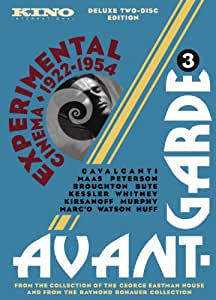 Avant-Garde 3: Experimental Cinema 1922-1954