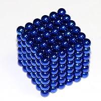 Sphere Magnet Set - 5mm - Blue