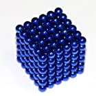 Sphere Magnet Set - 5mm - Blue