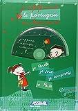 J'apprends le portugais en chantant ; Album + CD Audio