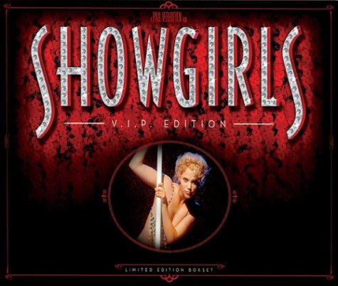 Cover art for  Showgirls (VIP Limited Edition)