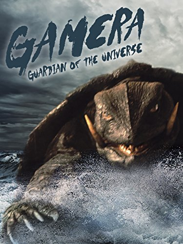 Amazon Com Gamera Guardian Of The Universe English Subtitled Ayako Fujitani Hatsunori
