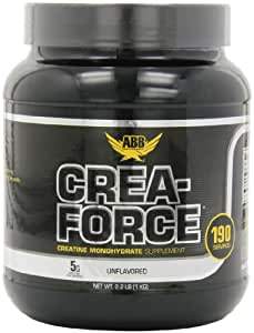 ABB Performance Crea-Force Powder, Unflavored, 1000g, 190 servings