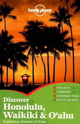 Lonely Planet Discover Honolulu, Waikiki & Oahu (Travel Guide) front-1054249