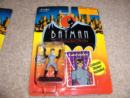 Batman Die Cast Metal Collectible Figure - Catwoman - 1