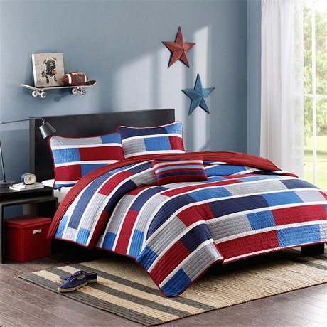 Twin Size Coverlets back-650176