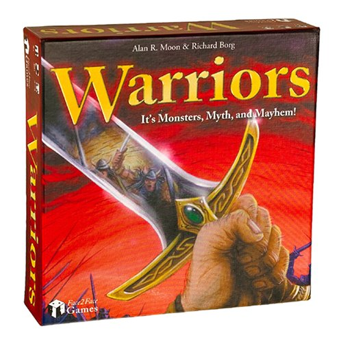 Warriors - 1