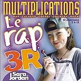 echange, troc Sara Publishing Jordan - Le Rap 3r (Multiplications)