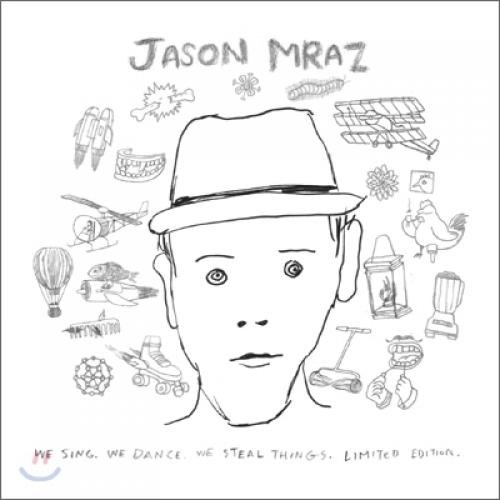 Jason Mraz - We Sing. We Dance. We Steal - Zortam Music