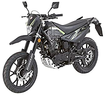 kreidler supermoto 125 motorrad 8 4 kw 125 ccm 101 km h. Black Bedroom Furniture Sets. Home Design Ideas
