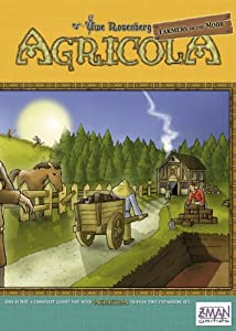 Z-Man Games Agricola: Farmers of the Moor
