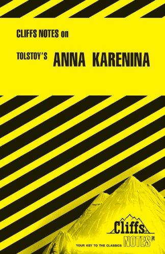 Anna Karenina (Cliffs Notes)