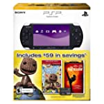 PlayStation Portable 3000 with Little...
